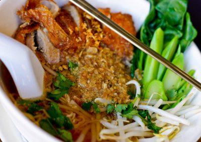 Mee Duck Noodle Soup